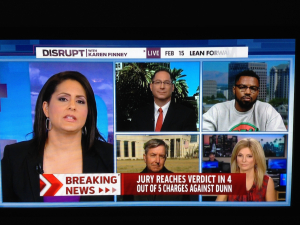 Ken Padowitz on Legal Panel on MSNBC