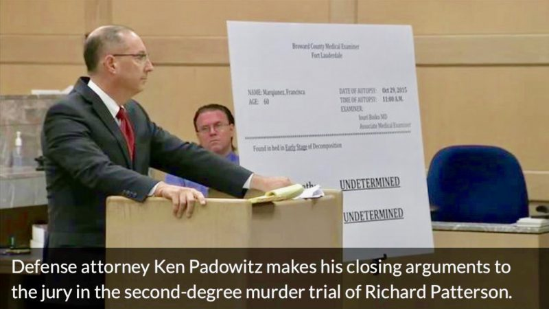 Ken Padowitz | Fort Lauderdale Criminal Defense Attorney makes Closing Arguement