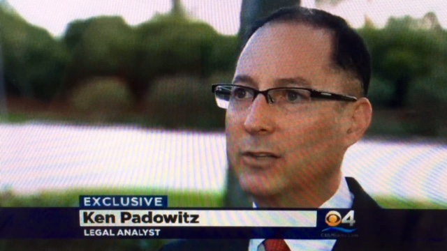 Fort Lauderdale criminal Defense | Ken Padowitz Channel 4 news