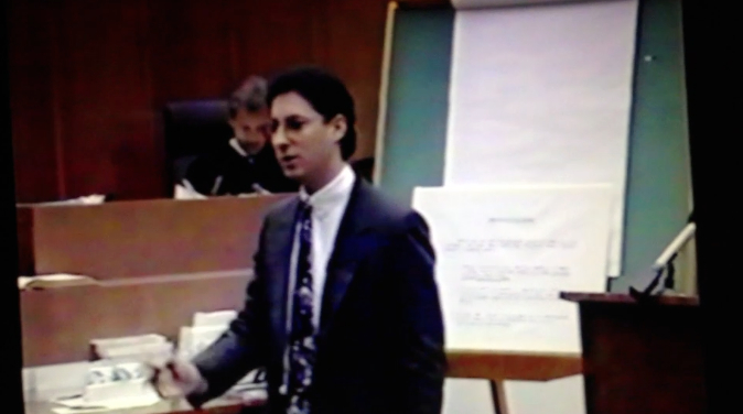 Broward Criminal Defense Attorney | Kenneth Padowitz describes evidence to Jury in Trial