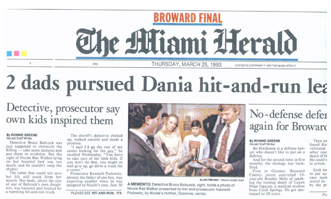 Broward Criminal Defense | Ken Padowitz Receives Gratitude from Family when Justice Achieved