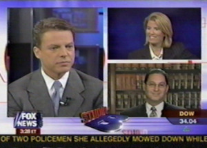Fort Lauderdale Criminal Defense Attorney Ken Padowitz and Sheppard Smith with Greta on FOX