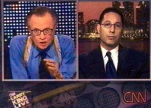 Ken Padowitz Fort Lauderdale Attorney on CNN with Larry King debating Law