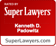 Kenneth Padowitz on SuperLawyers