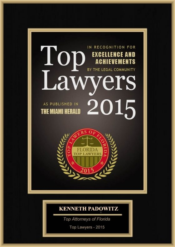 Kenneth Padowitz | Broward Criminal Defense Lawyer