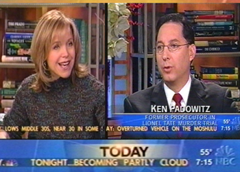 today show kenneth padowitz attorney