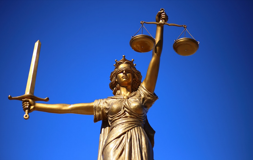 probation | lady justice