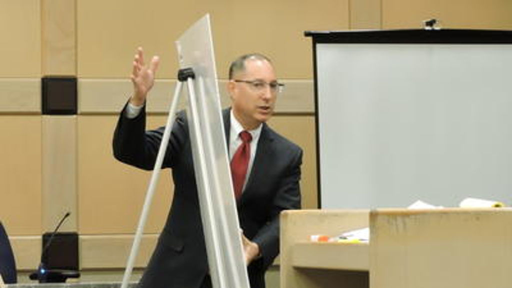 Kenneth Padowitz | Fort Lauderdale Criminal Defense Attorney Ken Padowitz passionate in Closing Argument to Jury