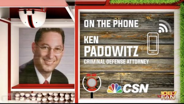 Ken Padowitz | Fort Lauderdale Criminal Defense Lawyer | Ken Padowitz on NBC Radio Morning Show