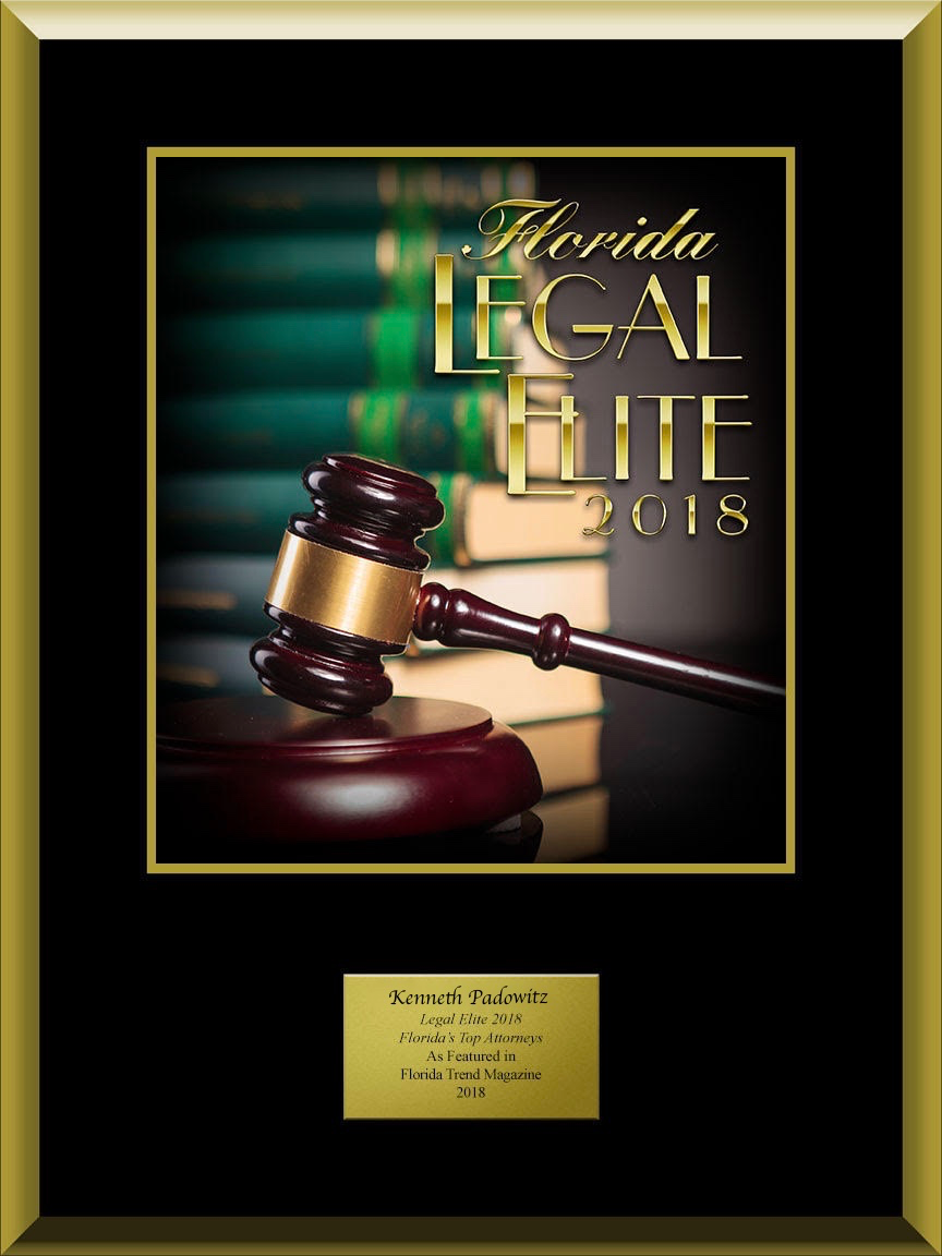 Legal Elite Award Winner
